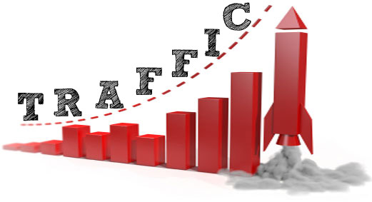 tăng traffic cho website online