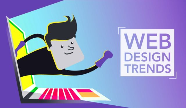 Xu hướng thiết kế web 2017