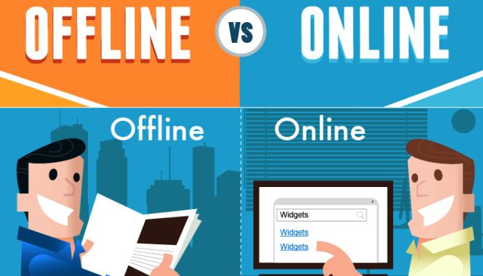 Google Ads từ online đến offline