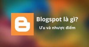 ưu nhược điểm của blog