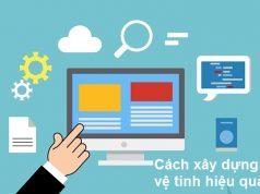Các phương pháp xây dựng website vệ tinh