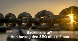 vai trò của backlink trong seo