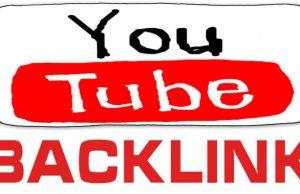 lấy backlink youtube