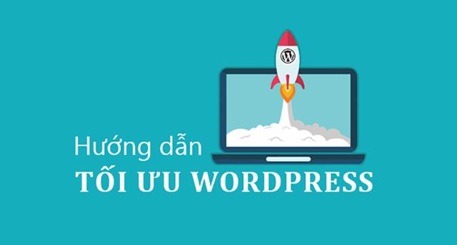 tối ưu tốc độ website wordpress