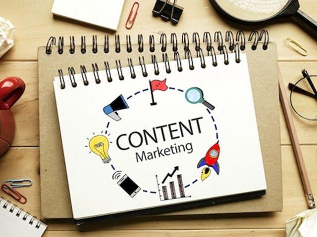 viết content thu hút khách hàng