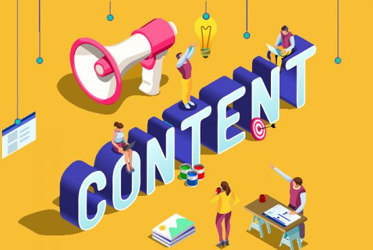 các loại content
