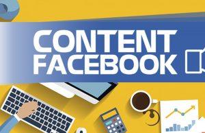 viết content facebook chuẩn seo