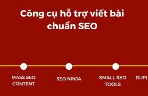 công cụ hỗ trợ viết chuẩn seo