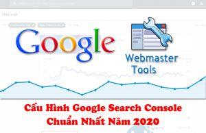 Hướng dẫn cài đặt và sử dụng Google Search Console cho website